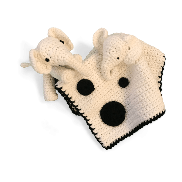 Atelier Nesh fil comfort blanket