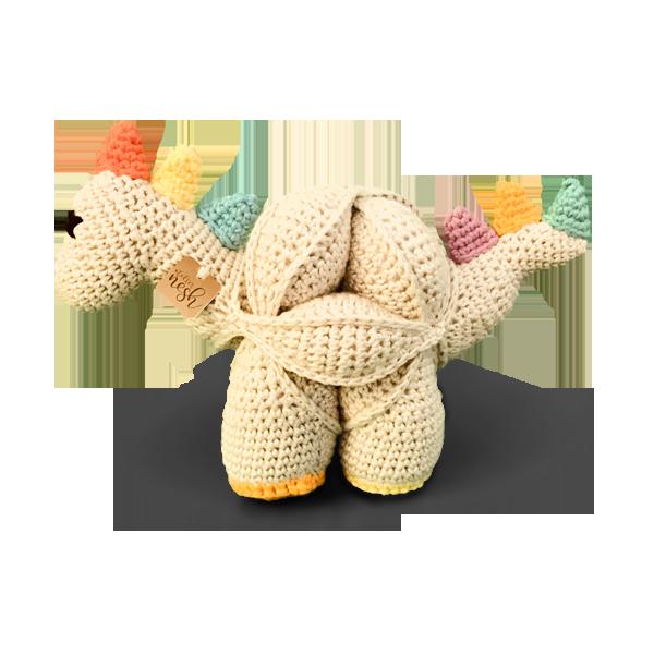 Tığ işi bebek Amigurumi köpek çıngıraklı oyuncak bebek hediye ... | 600x600